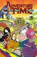 Komiksy z cyklu Adventure Time w Polsce