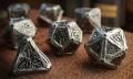 Końcówka zbiórki na metalowe kostki do Zewu Cthulhu