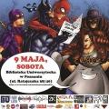Konkurs dla nieobecnych na Dniu Darmowego Komiksu w Poznaniu