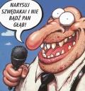 Konkurs na komiks z Redaktorem Szwędakiem
