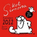 Kot Simona. Kalendarz 2012