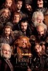 Krasnoludzki plakat Hobbita