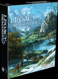 Legacy of Dragonholt - nowa gra od Fantasy Flight Games