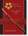 Legend of the Five Rings Role Playing Game, 3rd Edition