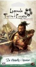 Legenda Pięciu Kręgów: Gra karciana – Cykl Cesarski. Za chwałę i honor (zestaw dynastii)