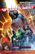 Liga Sprawiedliwości #7: Wojna Darkseida, część 1