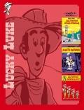 Lucky Luke #05: Daltonowie wciąż uciekają. Miasto duchów. Daltonowie odkupują winy