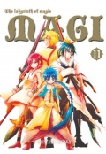 Magi. The Labyrinth of Magic #11