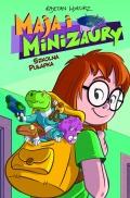 Maja i minizaury #2: Szkolna pułapka