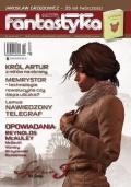 Majowa Nowa Fantasyka - zawartość numeru