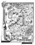 Mapa krain Morza Grozy i nie tylko