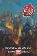 Marvel Now! Avengers (wyd. zbiorcze) #5: Dostosuj się lub zgiń