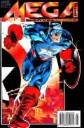 Mega Marvel #16 (3/1997): Captain America. Operation Rebirth