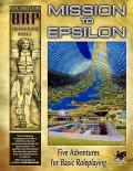 Misja na Epsilon