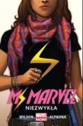 Ms Marvel #1: Niezwykła
