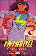 Ms. Marvel (TPB) #5: Super Famous