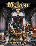 Mutant Chronicles 3rd Edition Quickstart