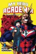 My Hero Academia. Akademia bohaterów #1-3