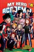 My Hero Academia. Akademia bohaterów #4-8