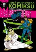 Nabór prac do Zin Free Zone z okazji Dnia Darmowego Komiksu 2016