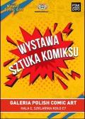 Największa wystawa plansz komiksowych w Polsce!
