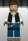 Narysuj sobie Hana i szturmowca z LEGO