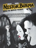 Nestor Burma od Scream Comics
