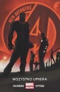 New Avengers #1: Wszystko umiera