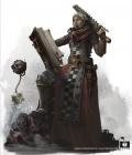 Nowe ilustracje do Wrath & Glory