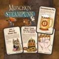 Nowości od Black Monk: Munchkin Panic oraz Munchkin Steampunk!