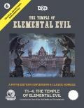 Odbudowa Świątynii Złych Żywiołów