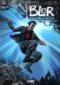 Okładka komiksu Bler: Człowiek ze światła