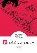 Okładka polskiego wydania Pieśni Apolla Osamu Tezuki