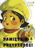 Pamiętnik Przyszłości. Mirai Nikki #08