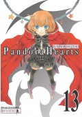 Pandora Hearts #13