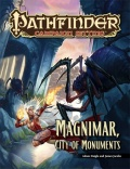 Pathfinder Campaign Setting: Magnimar, City of Monuments