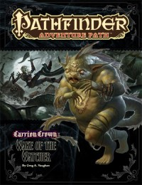 Pathfinder: Carrion Crown - Wake of the Watcher