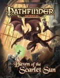 Pathfinder Module: Dawn of the Scarlet Sun