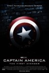 Pierwszy plakat do Captain America
