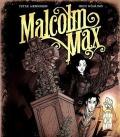 Pierwszy tom serii Malcolm Max od Scream Comics