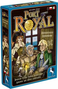 Port Royal: Rozszerzenie