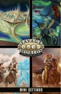 Przygodowe mini-settingi Savage Worlds