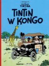 Przygody Tintina #02: Tintin w Kongo (Motopol - Twój Komiks)