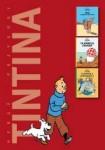 Przygody Tintina #04 (Tom czerwony)