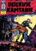 Przykładowe plansze drugiego wydania komiksu Kapitan Żbik #04: Dziękuję, kapitanie