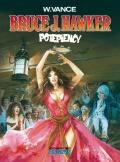 Przykładowe plansze komiksu Bruce J. Hawker #02: Potępieńcy (wyd. II)
