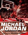 Przykładowe plansze komiksu Michael Jordan: Nadchodzi byk