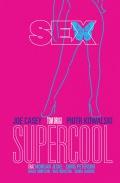 Przykładowe plansze komiksu Sex #2: Supercool