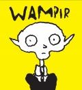 Przykładowe plansze komiksu Wampir