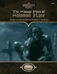 Savage Foes of Solomon Kane